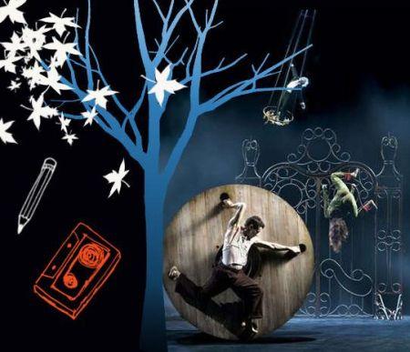 Симфония майского жука (джеймс тьерре) 2005 г, спектакль, пантомима, цирк dvdrip la compagnie du hanneton торрент