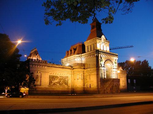 State Memorial Suvorov Museum