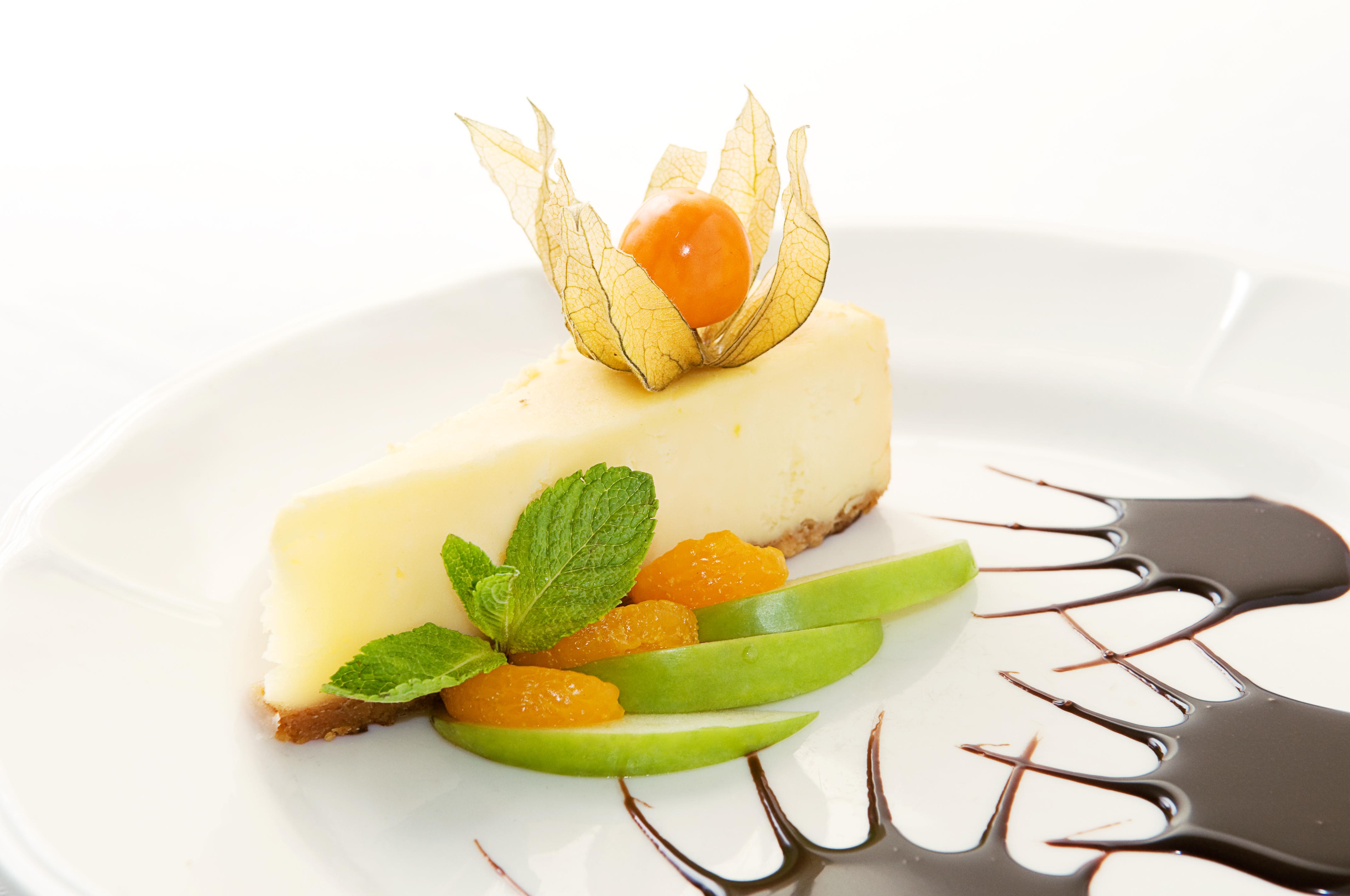 Рецепты фруктовых десертов из ресторанов