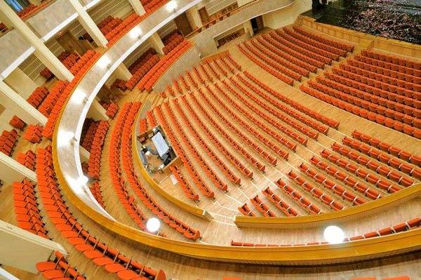 Современный театр Мюзик-холл в