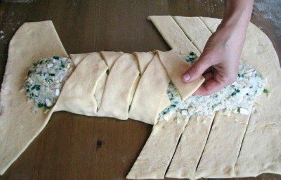 Как сделать пирог из рыб