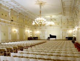 Малый зал филармонии спб афиша
