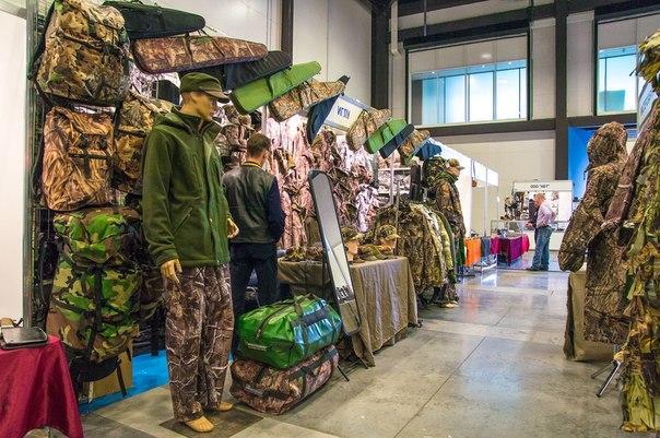 выставка охота и рыбалка 2018 спб