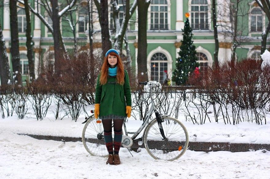 Что одевать зимой в санкт-петербурге